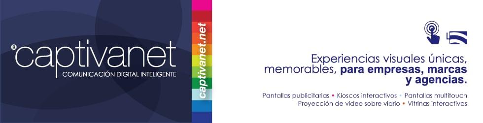 CAPTIVANET   Publicidad digital en Ecuador