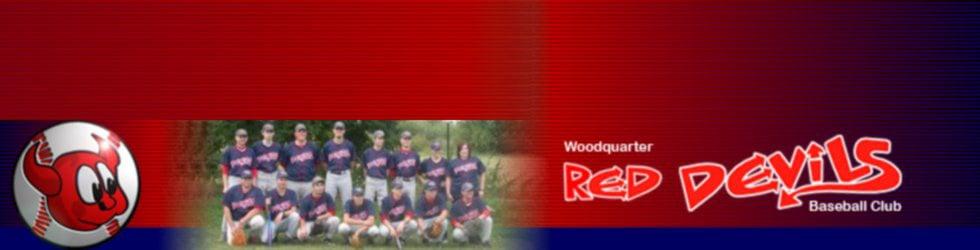 Woodquarter Red Devils Baseball Club