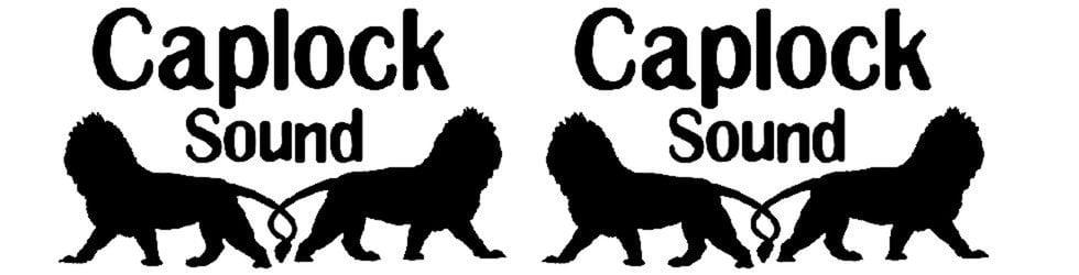 Caplock-Sound