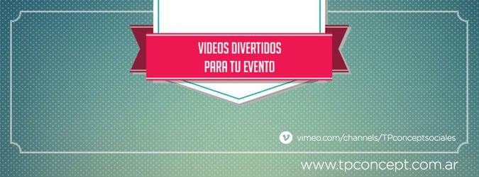 SOCIALES - Vídeos Divertidos para casamientos y fiestas.