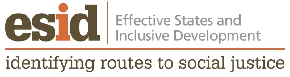 Effective States and Inclusive Development