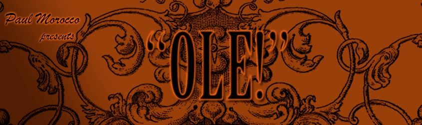 """""""Ole!"""" Theatre"""