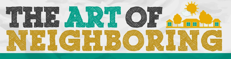 "Torch Church's ""The Art of Neighboring"" Series"