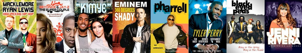 Music Biographies