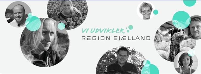 Vi udvikler Region Sjælland