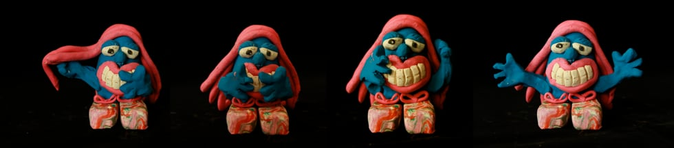 CO Junior 3/2014: Knete mit Character / Plasticine with Personality