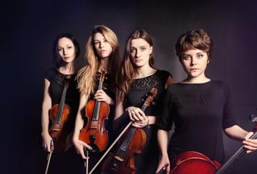 "String Quartet ""Black TIe"""