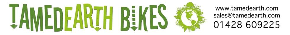Tamed Earth Bikes