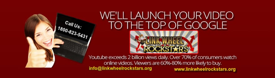 Link Wheel Rockstars - We Get You First Page Results