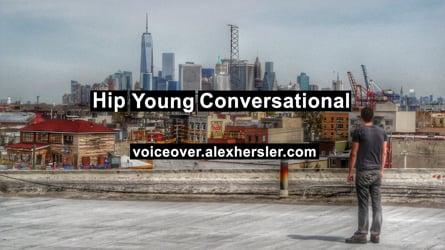 Alex Hersler Voice Over