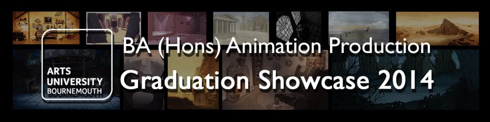 2014 Graduation Animations - BA (Hons) Animation Production, AUB