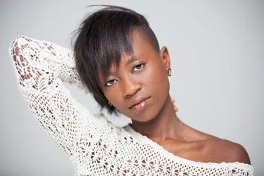 Axelle Munezero dancer/choreographer
