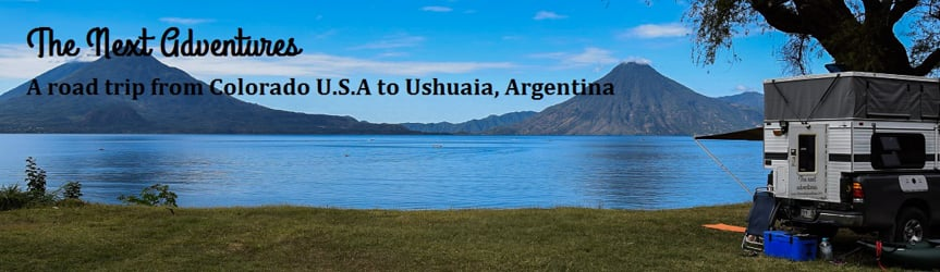 A Road Trip from Colorado, U.S.A to Ushuaia, Argentina
