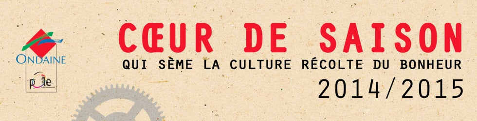 SIVO - Cœur de saison - 2014/2015