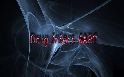 DRUG INFECT  & ART -Hoodrocks World