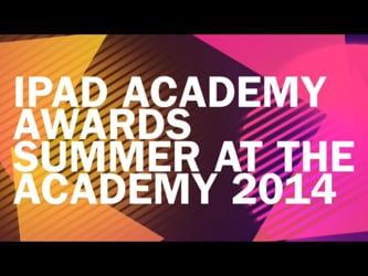 iPad Academy Awards; Summer at the Academy 2014