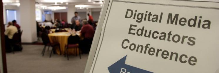 Digital Media Educators' Conference (2014-2015)