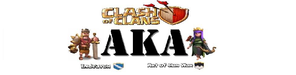 Clash of Clans-AKA