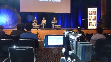 FedCon 2014 - Press Conference and Star Trek: Phase II / Axanar Panels