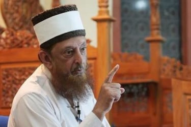 2014 Lectures by Sheikh Imran Hosein