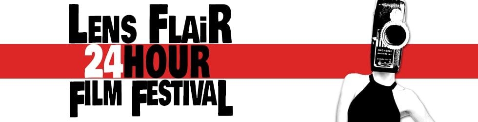 Lens Flair 24 Hour Film Festival 2014