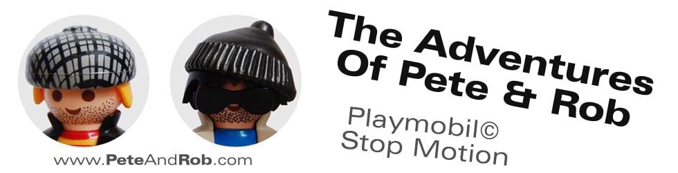 Playmobil© Pete & Rob