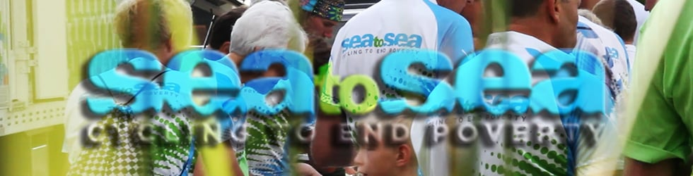 Sea to Sea 2013: Cycling to End Poverty