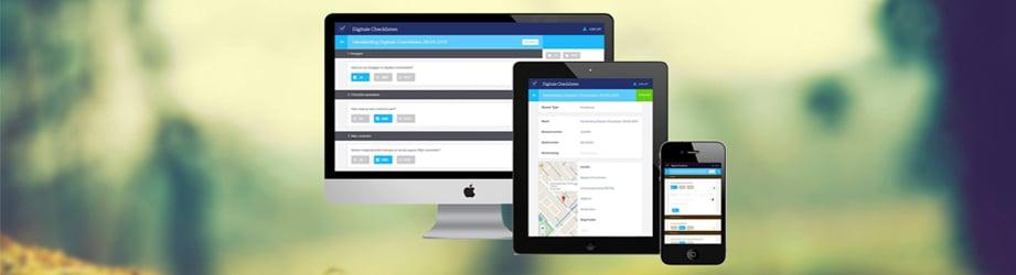 Digitale Checklisten voor gebruikers