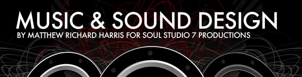 Music & Sound Design By Matt Harris