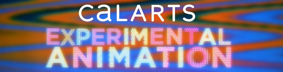 Experiments and Other Works from CalArts Experimental Animation