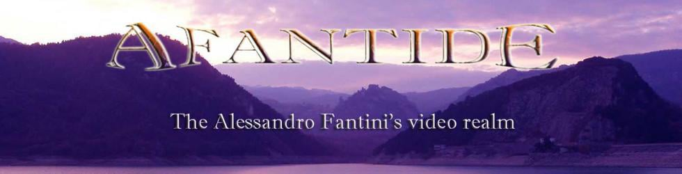 AFANTIDE  - Alessandro Fantini's video realm