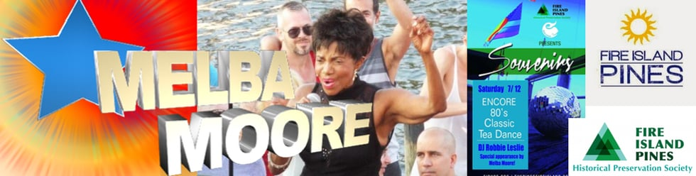 Ms. Melba Moore Live in Fire Island, Pines 2014