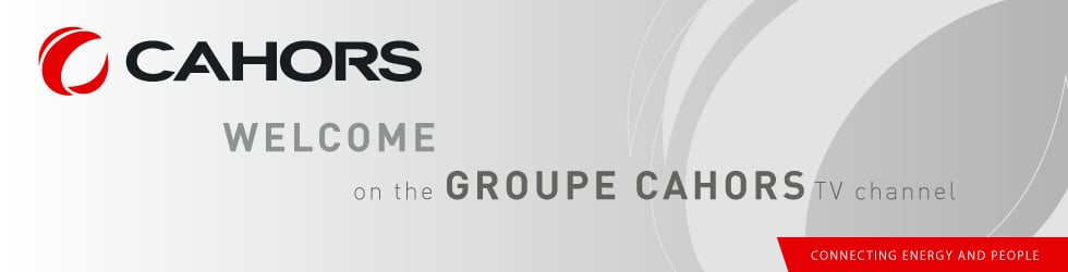 GROUPE CAHORS TV
