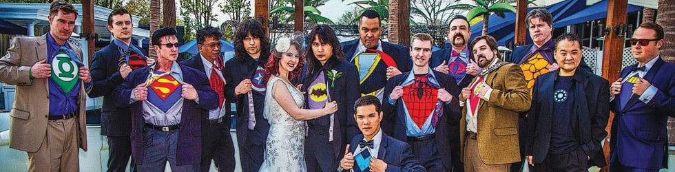 Rubifer Wedding
