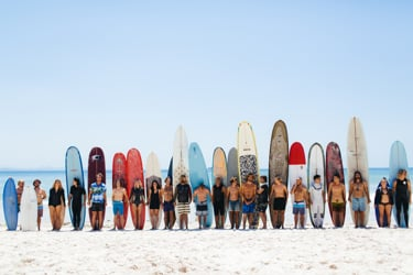 Byron Bay Surf Festival - Surf Shorts Film Competition 2014