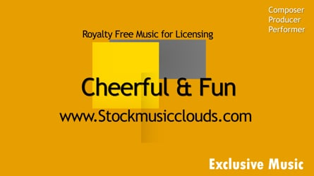 Funny | Cheerful | Happy | Royalty Free Music | Stock Music | Music Licensing | Background Commercial Music | Instrumental Music