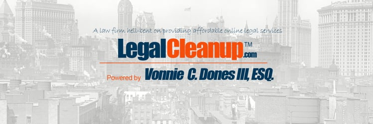 Legal Cleanup