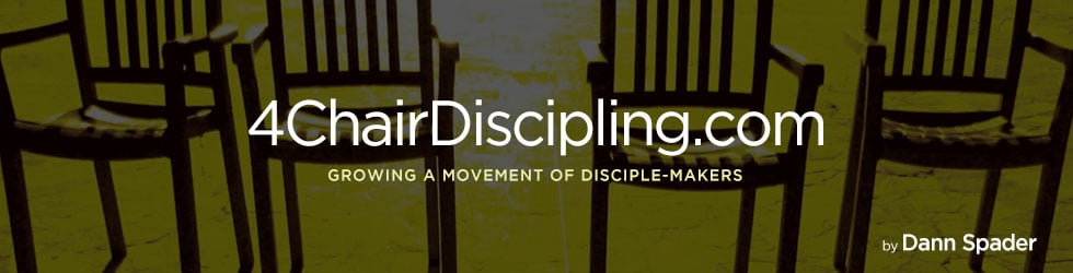 4 Chair Discipling