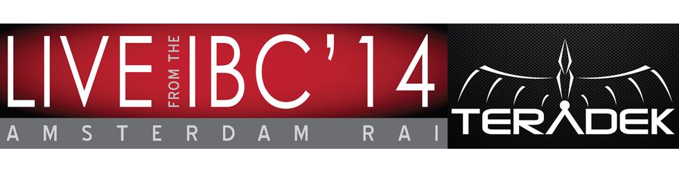 IBC 2014 Teradek Live Show