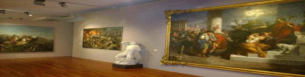 I monumenti, l'arte e le sculture!