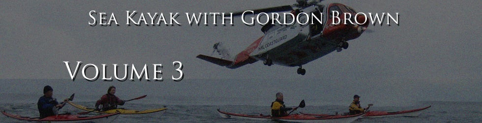 FREE DOWNLOADS - Volume 3, Sea Kayak with Gordon Brown