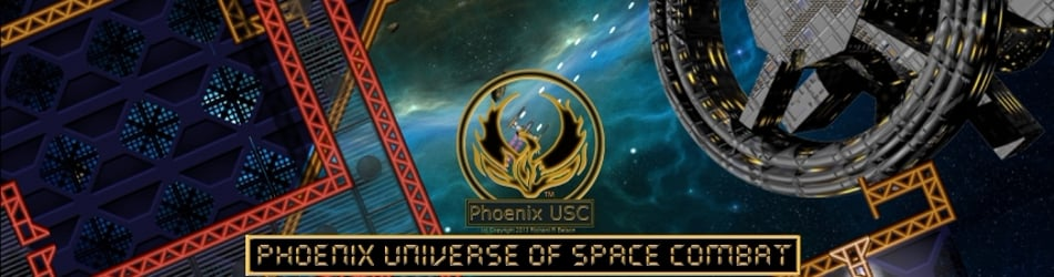 Phoenix Universe of Space Combat