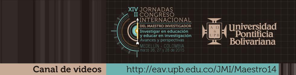 Jornadas y Congreso Internacional del Maestro Investigador