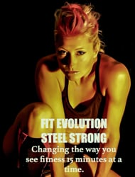 STEEL STRONG FITNESS