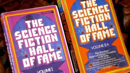 30-second Sci-Fi Book Reviews