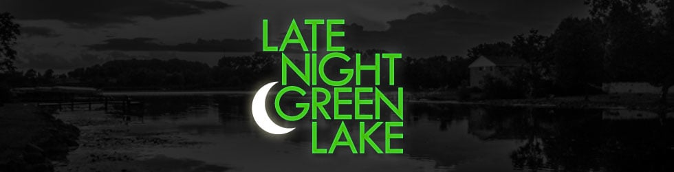 Late Night Green Lake