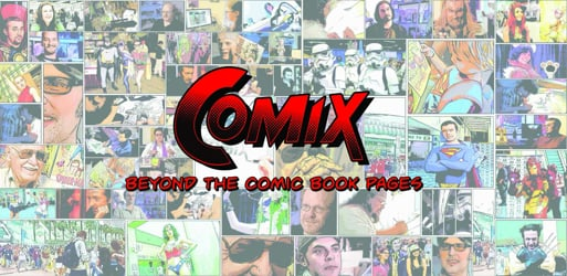 COMIX: Beyond The Comic Book Pages (Feature Film Documentary)