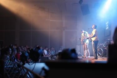 STFChurch -- EPIC Student Ministry