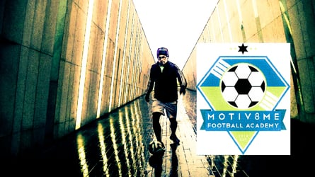 MOTIV8MEFOOTBALL Academy Training Session Highlights in Canberra 2014