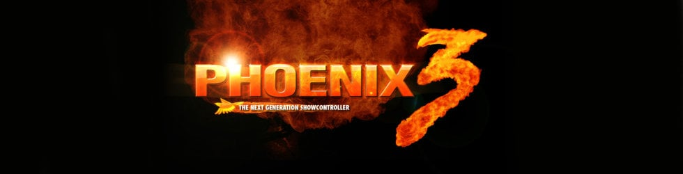 PHOENIX Lasersoftware and Multimediacontrol